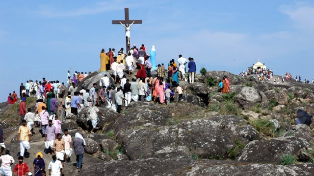 Catholic Church encroaches and plunders Western Ghats – I