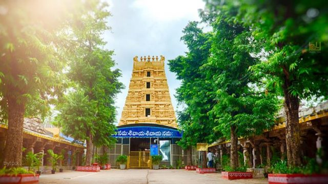 Consolidated Power Of Hindu Institutions Srisailam
