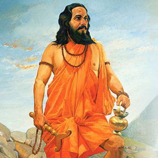 Sri Samartha Ramadas (वि.सं. 1665-1739; ई. सन्. 1608-1682)